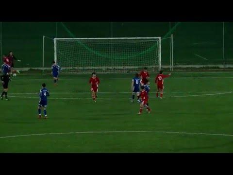 Georgia-Armenia U-15 4-2