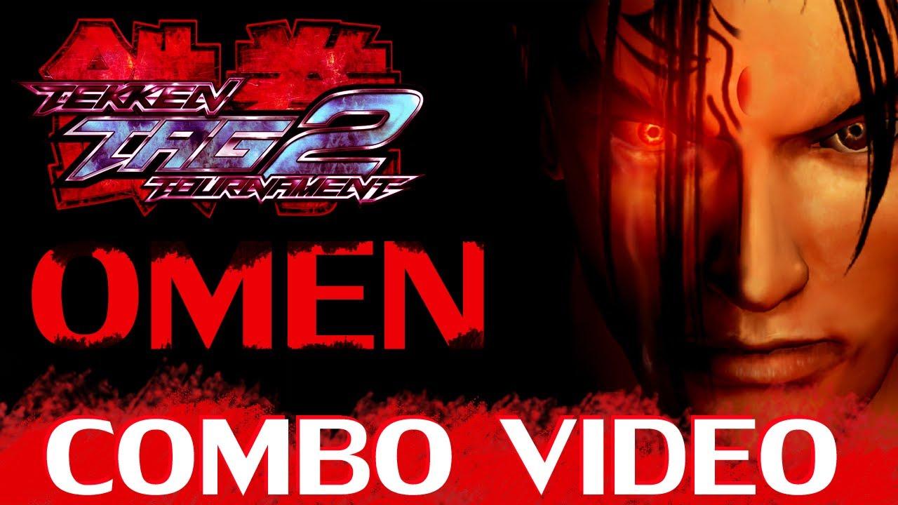 Tekken Tag 2 Jin Kazama Omen Combo Exhibition Youtube