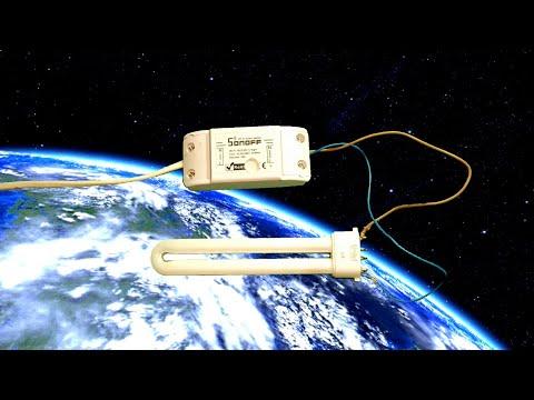 Схема  Запуска Люминесцентных Ламп (балласт)