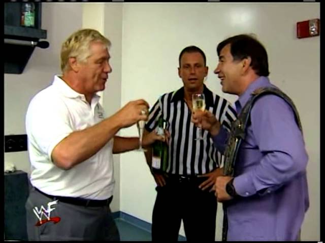 King Of The Ring  Pat Patterson Vs Gerald Brisco