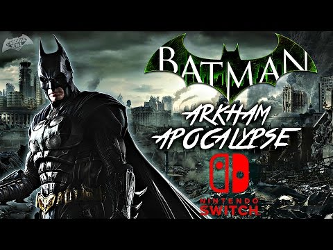 Batman Arkham Apocalypse LEAKED?! New Batman Game Coming to Nintendo Switch?
