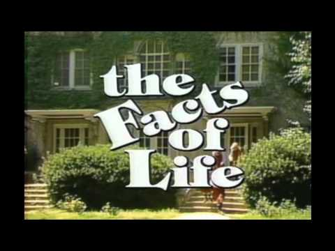 facts of life  Gloria Loring  Full Song