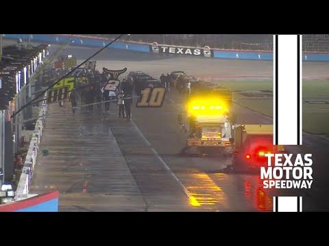 NASCAR postpones Texas Cup race to Tuesday