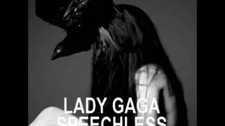 LADY GAGA- SPEECHLESS INSTRUMENTAL (BACKING VOCALS)