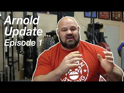 Arnold 2018 | Episode 1 | What We Know So Far | Brian Shaw