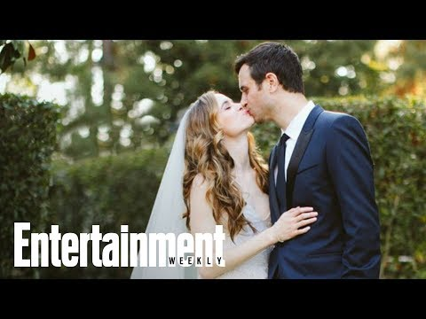 'The Flash' Wedding: Danielle Panabaker Is Married!   Flash  Entertainment Weekly