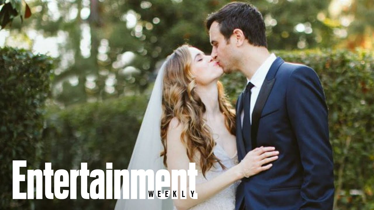 the flash wedding danielle panabaker is married news flash