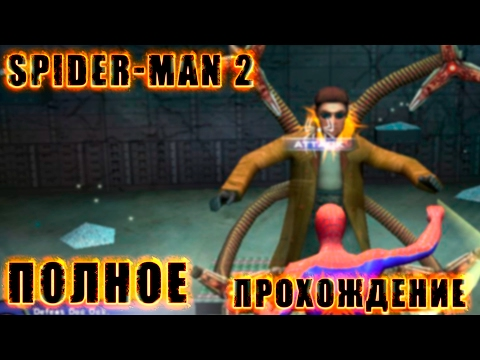 Прохождение Spider-man: Edge of Time [озвучка]