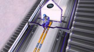 Ski Jumping 2012 - HD Gameplay [iPad/iPad2]