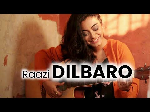 Dilbaro | Raazi | Alia Bhatt | Sanchari Bose | Shankar-Ehsaan-Loy | Father's Day