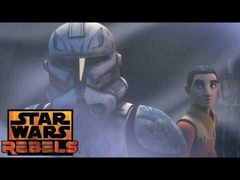 Captured by Separatists | Star Wars Rebels | Disney XD