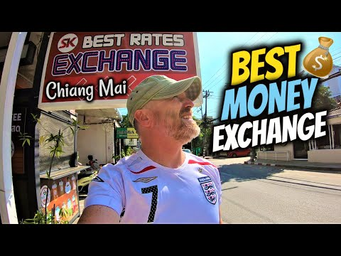 Thailand Currency Exchange | Chiang Mai Tips