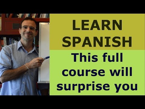 LEARN SPANISH Free Spanish Course