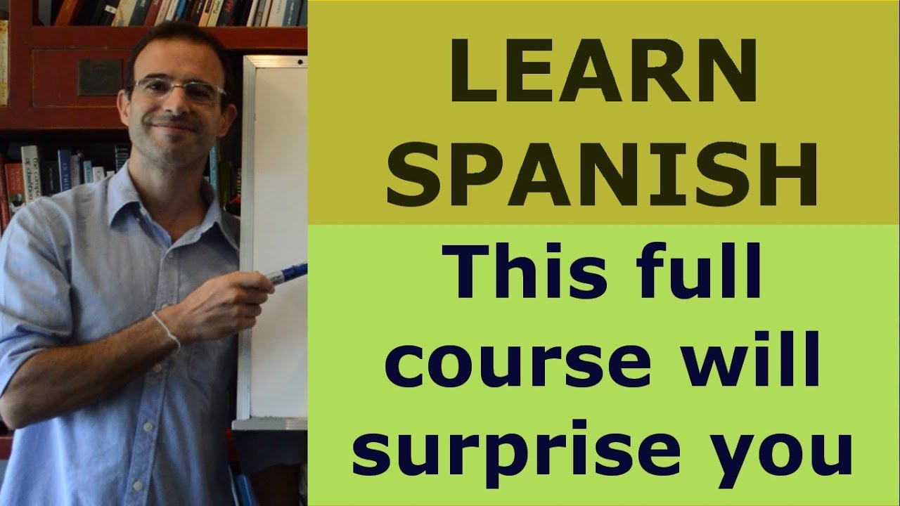 easiest way to learn spanish free