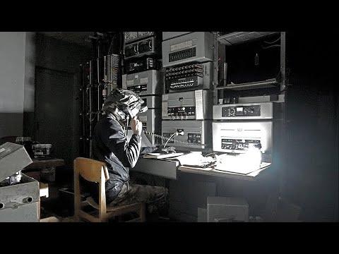 I discovered an underground telecommunication station