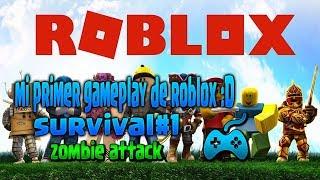 Erstes Roblox-Gameplay mit schlammigem