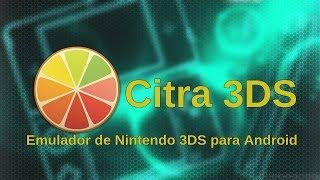 download citra 3ds emulator para android