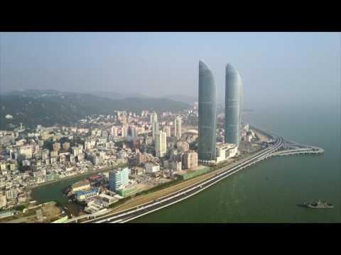 Xiamen drone footage by Rage studios