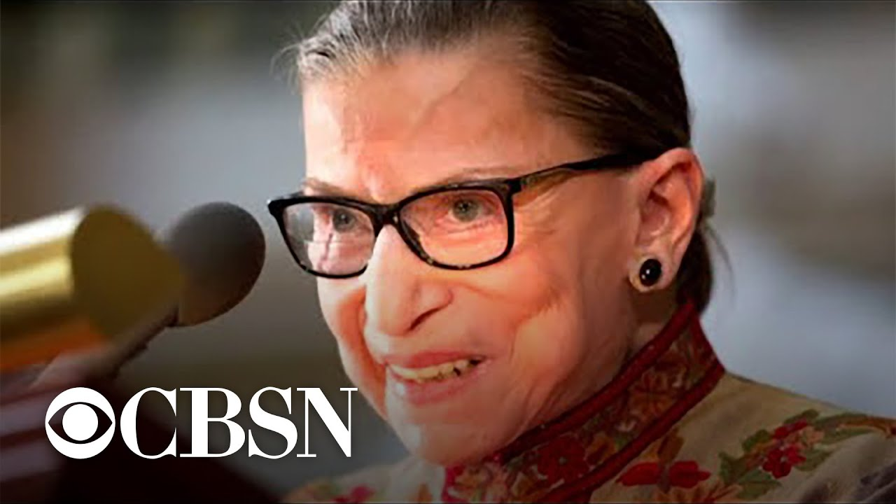 Supreme Court Justice Ruth Bader Ginsburg, four-time cancer ...
