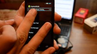 Увеличение громкости на телефонах Alcatel