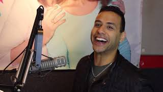 Actor Taz Garcia on working with Jackie Chan (Quick Cut)
