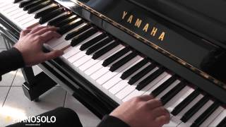 Un Angelo Disteso al Sole - Tutorial Piano