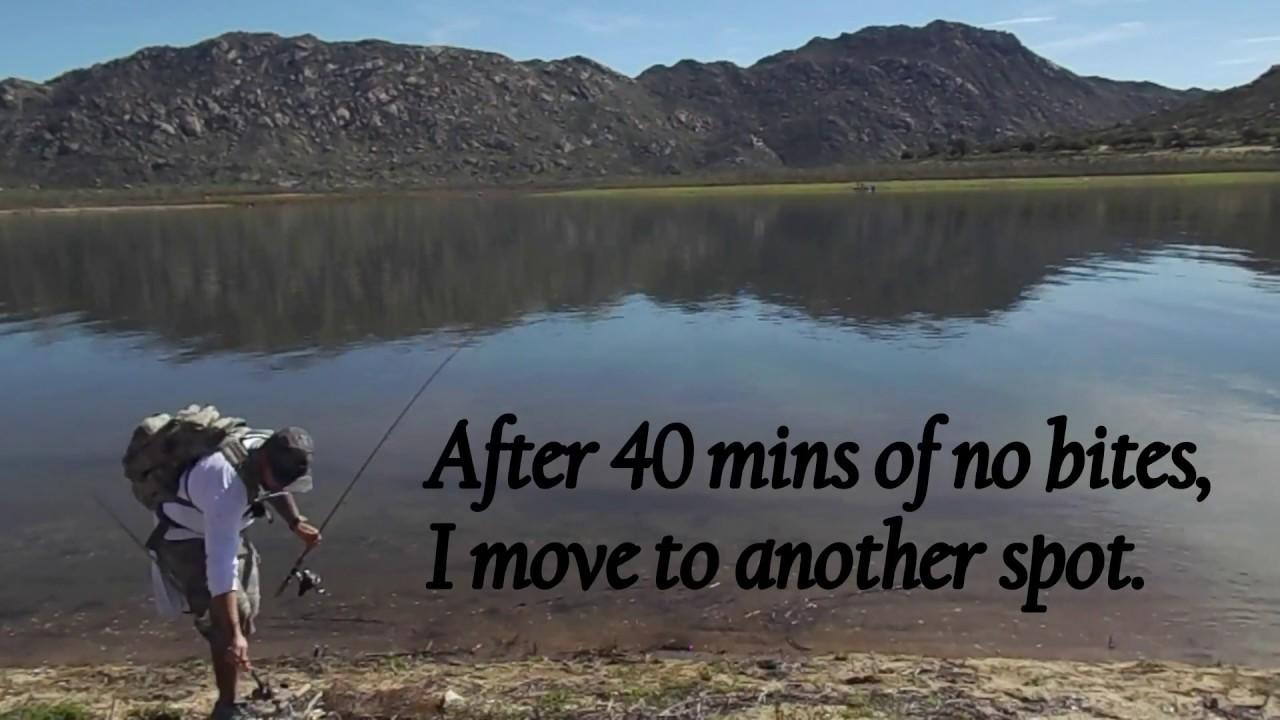 Fishing lake perris youtube for Lake perris fishing report