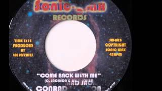 Conrad Jackson - Come Back With Me