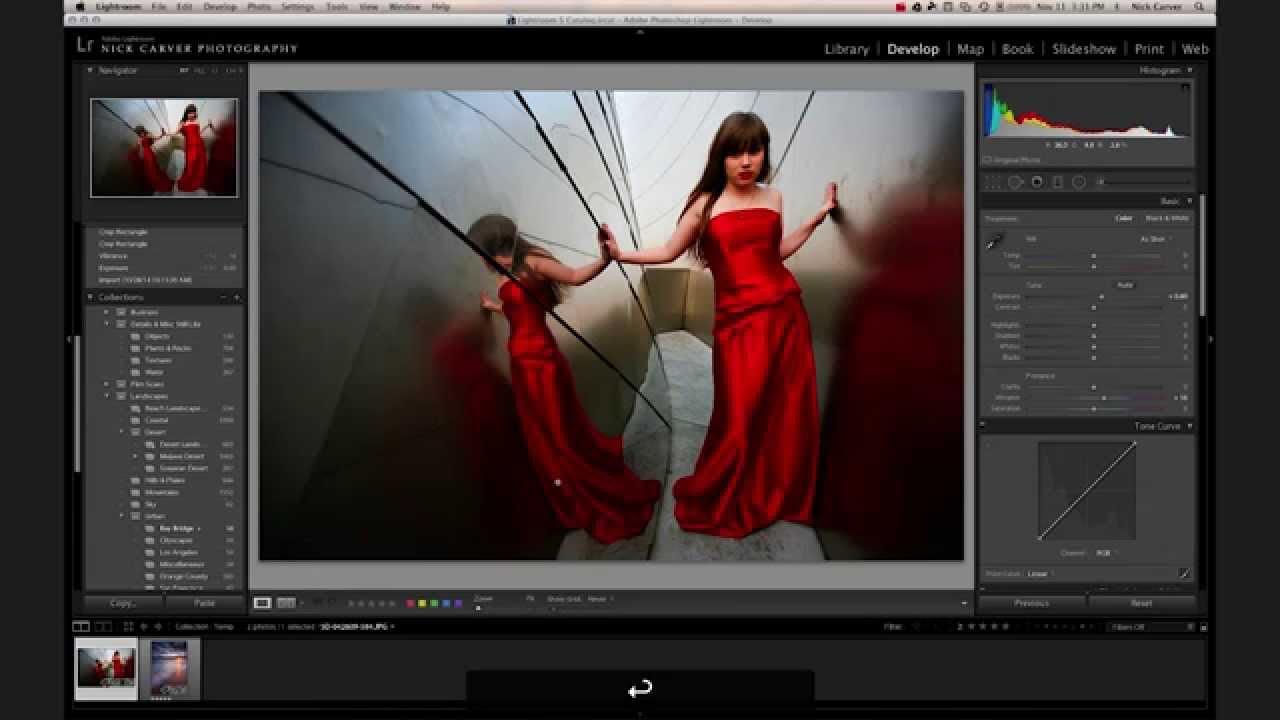 Adobe Lightroom Tutorial: How to Crop Photos Correctly