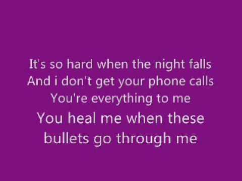 Shontelle - Battle Cry Lyrics