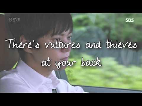 Angel - Westlife Lyrics (Yong Pal OST)