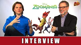 Zoomania - Interview | Disney-Directors | Byron Howard & Rich Moore