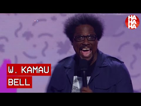 W. Kamau Bell - The Only GOOD thing about Trump's Presidency