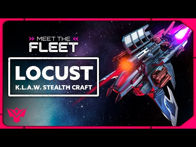 Locust K.L.A.W. Stealth Craft
