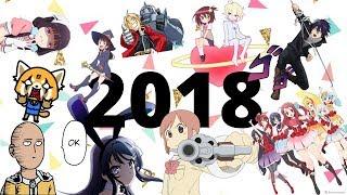 My 2018 in Anime | Anime Mashup Edit