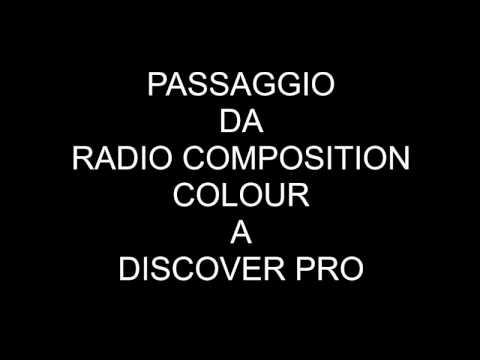 Golf7 passaggio da radio Composition Colour a Discover Pro