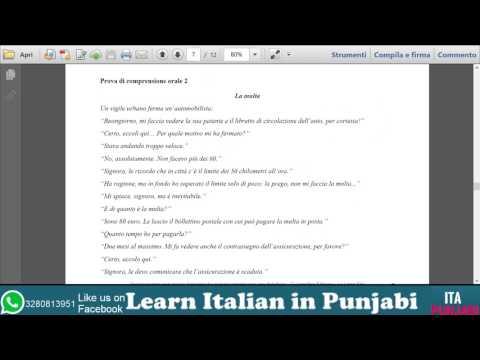 Test Carta Soggiorno Part 3 - FAQ SIMILE
