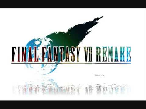 Final Fantasy Vll The Other Side of the Mountain  Remake Song