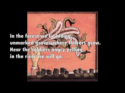 Arcade Fire - Haiti (Lyrics)