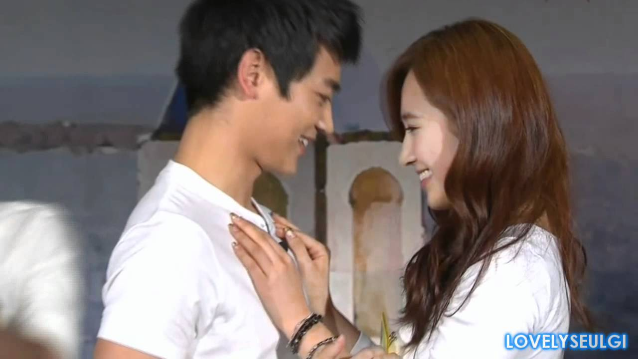 choi minho and yuri - photo #3