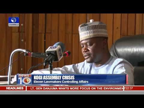 News@10: NLC Wants Privatisation Of State Owned Companies Reviewed 02/05/16 Pt.3