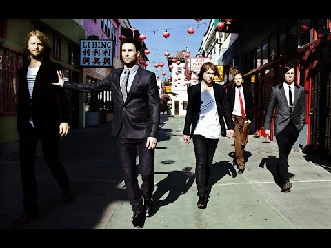 Top 10 Maroon 5 Songs
