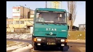 Ciężarówki Star na podzespołach Steyr-MAN (video z 1998)