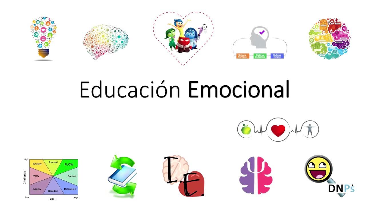 Inteligencia Emocional y Educación Emocional - YouTube