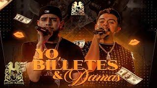 Los Hijos De Garcia - Yo, Billetes y Damas ft. Herencia De Patrones (En Vivo)