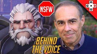 [NSFW] Overwatch Behind the Voice - Reinhardt's Voice Actor, Darin De Paul