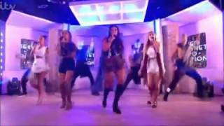 Little Mix - Black Magic (Live @ This Morning 13/07/2015)