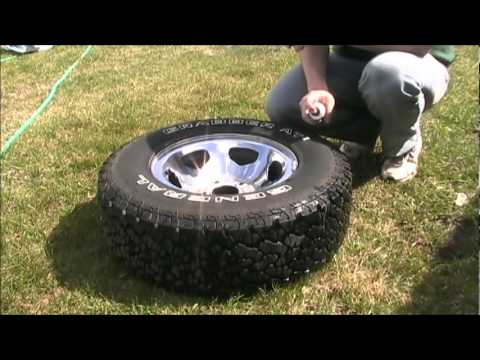How to Clean Chrome Wheels and Tires