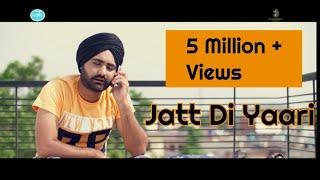 New Punjabi Songs 2015 | Jatt Di Yaari | Lovepreet Bhullar | Latest Punjabi Songs 2015