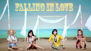 FALLING IN LOVE by 2NE1 (English version)